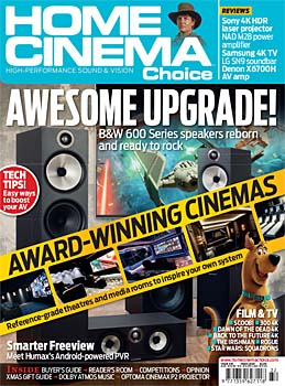 Home Cinema Choice - Print + Digital